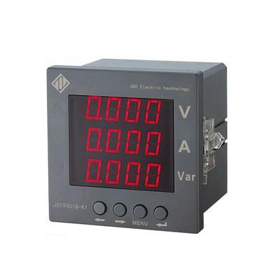 卓硕  单相电流电压无功功率组合表   JS194UIQ-9K1