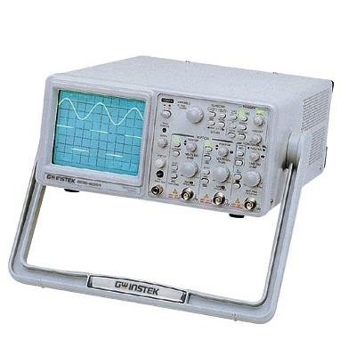 台湾固纬GWINSTEK 模拟示波器 GOS-6051