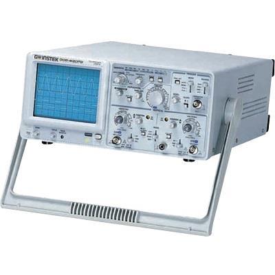 台湾固纬GWINSTEK 模拟示波器 GOS-620