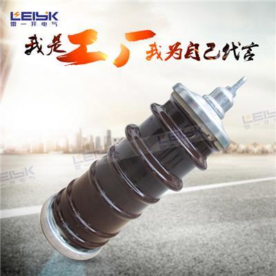 雷一 高压复合外套金属氧化物避雷器 HY5WS-5/17