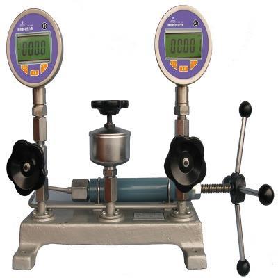智拓 压力表校验器 手动校验器 ZHTJ-6