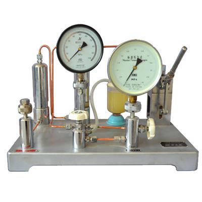 智拓  氧气表压力表两用校验器 压力表校验台 LYL-600