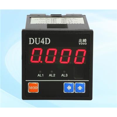 北崎  DU4系列-数显电流表