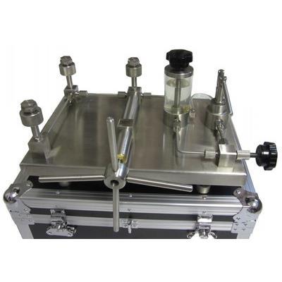 智拓 全不锈钢水压源 压力校验台 可定制量程 ZHT-6321