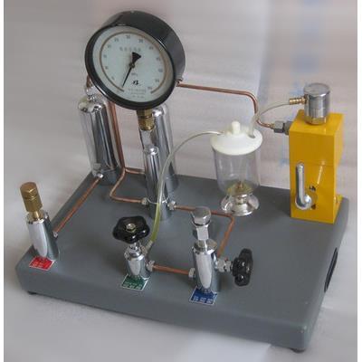 智拓 0~40Mpa 氧气表 压力表两用校验器 可定制 LYL-400
