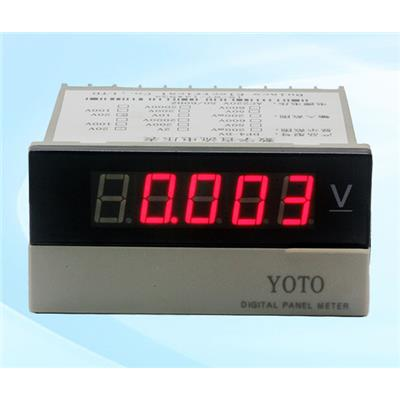 北崎  DP4电流表电压表