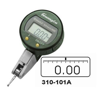 广陆量具 数显杠杆指示表 ±0.5 货号310-101A