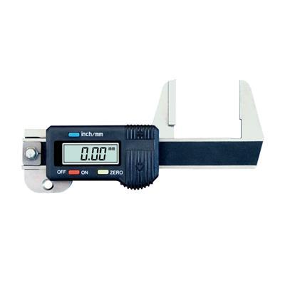 广陆量具 单宽量面数显卡表 0-30mm 货号315-401