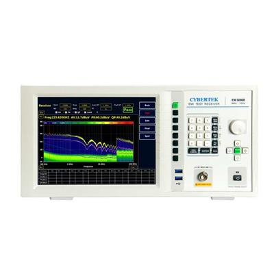知用电子   EMI传导测试接收机      EM5080B/C
