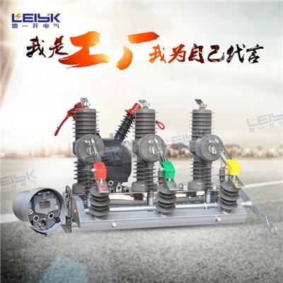 雷一 户外高压断路器 ZW32-12G/630-20