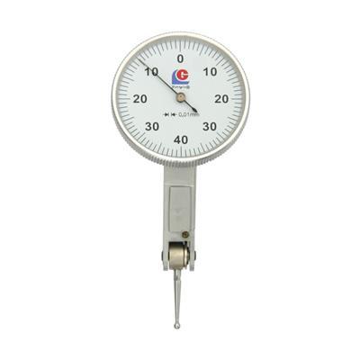 广陆量具 杠杆指示表 0.2mm 货号322-001