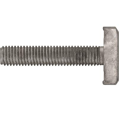 喜利德 T形螺栓 HBC-C-N M20X80 8.8F