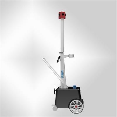 中海达  HiScan-SLAM室内移动测量系统