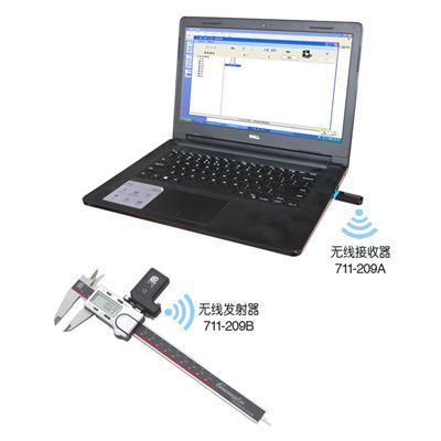广陆量具 无线数据采集适配器 货号711-209A