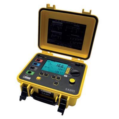 法国CA 专业型接地电阻测试仪 CA6471