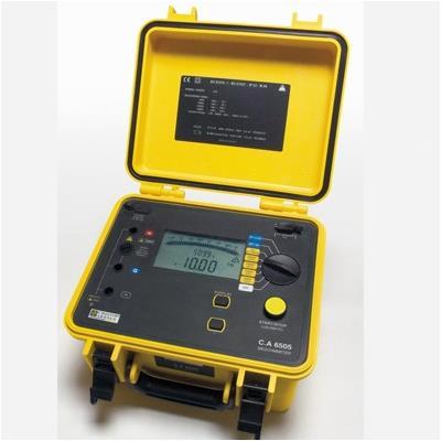 法国CA 5KV程式数字绝缘测试仪 CA6505