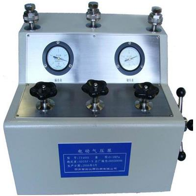智拓 电动气压源电动气压泵 压力表校验器 ZHT-6000