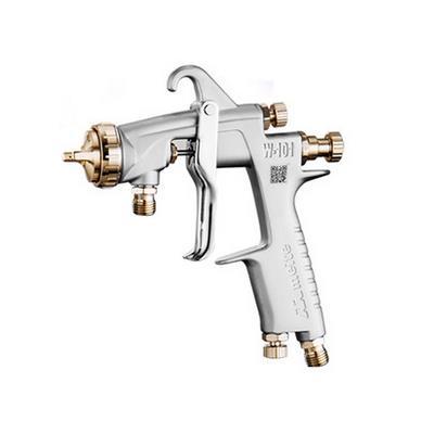 美特喷枪低压高雾化上下壶压送式喷漆枪1.5/2.0/2.5口径W101