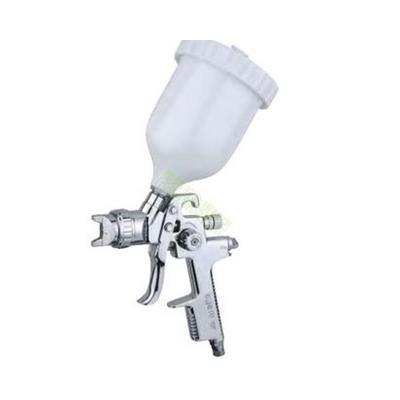 美特手动喷枪重力式高雾化高压上壶气动汽车中型喷漆枪MT-827