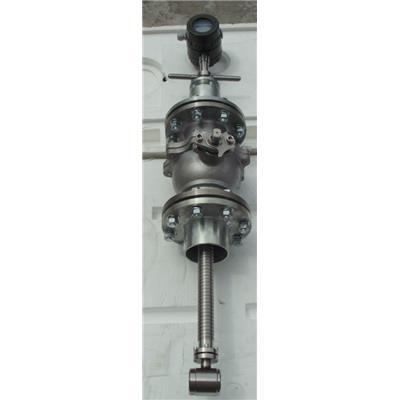 智拓 球阀插入式涡街流量计 电压脉冲-30-+65度 ZHT