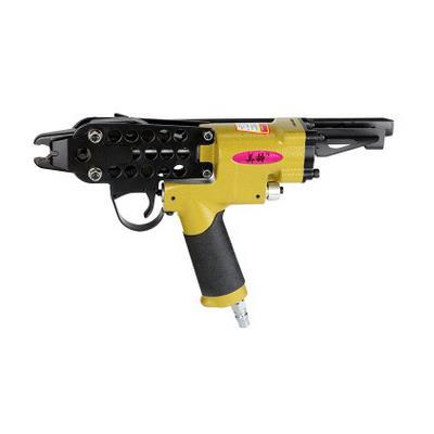 美特气动C型枪 扣环枪 铁笼 鸡笼 鸟笼 宠物笼 丝网 夹码枪SC7C