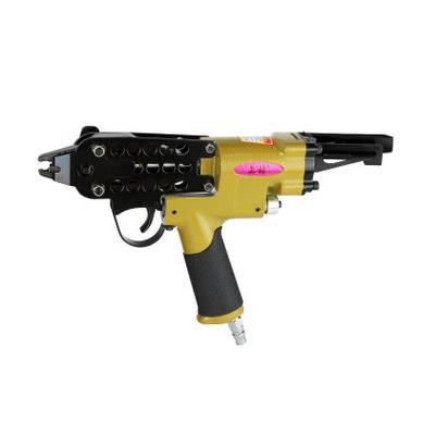 美特气动C型枪 扣环枪 铁笼 鸡笼 鸟笼 宠物笼 丝网 夹码枪SC760B