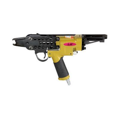 美特气动C型枪 扣环枪 铁笼 鸡笼 鸟笼 宠物笼 床网 夹码枪SC7E