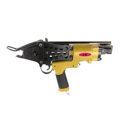 美特气动C型枪 扣环枪 铁笼 鸡笼 鸟笼 宠物笼 丝网 夹码枪C560
