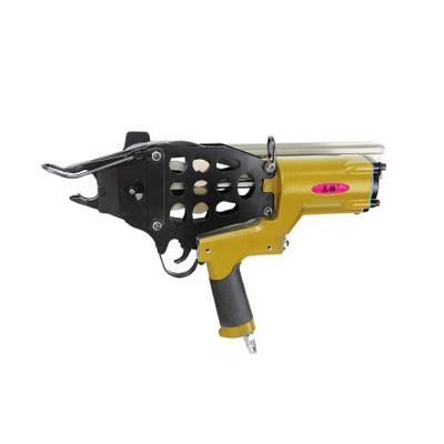美特气动C型枪 扣环枪 铁笼 鸡笼 鸟笼 宠物笼 丝网 夹码枪C600