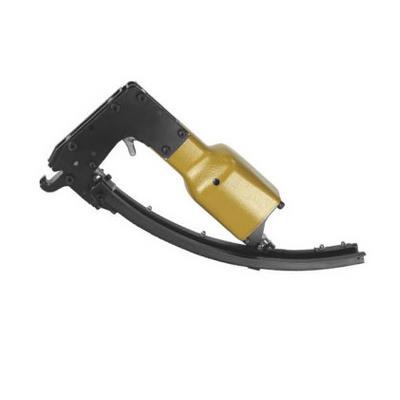 美特气动夹码枪 床垫 沙发 汽车座垫 弹簧固定 金属笼绑扎固定M66