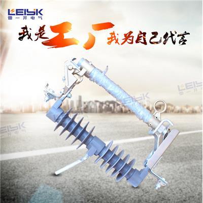 雷一 高压跌落式熔断器 保险 HRW12-10/200A