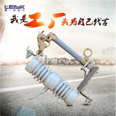 雷一 高压跌落式熔断器保险 HRW12-12/100A