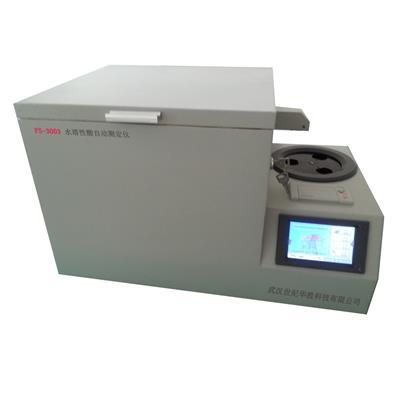 华胜科技 FS-3003自动水溶酸性测定仪 FS-3003