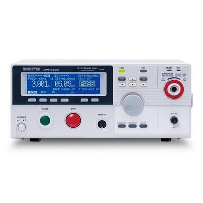 台湾固纬GWINSTEK 电子安规测试仪 GPT-9801