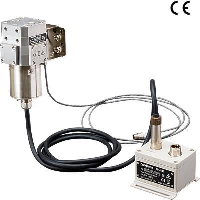 日本小野 车载型容积式流量传感器 FP-4135