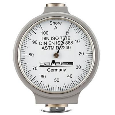 德国Bareiss 机械式硬度测试器系列 HP