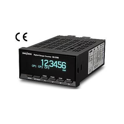 日本小野 数字式位移传感器用计数器 DG-5100