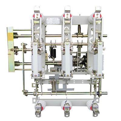 雷一 高压真空负荷开关 接地带熔座 FZN21-10RD/125-31.5