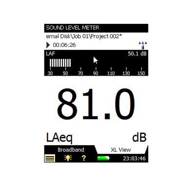 丹麦BK 2250 轻便型声级计软件 BZ-7130