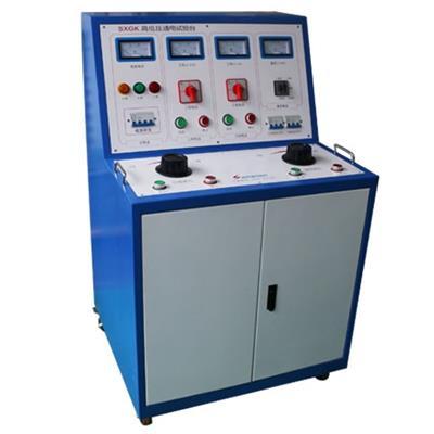 三新电力 高低压开关柜通电试验台 SXGK