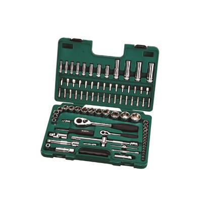 世达工具SATA86件6.3x12.5MM系列套筒组套09013