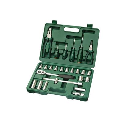 世达工具SATA26件12.5MM系列综合组套09501