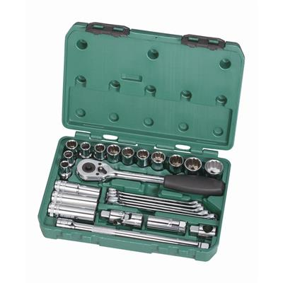 世达工具SATA25件12.5MM系列综合组套09506