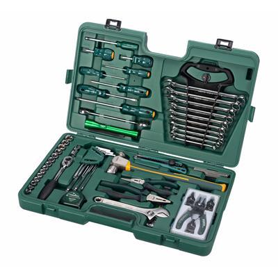 世达工具SATA58件机械设备维修组套09516