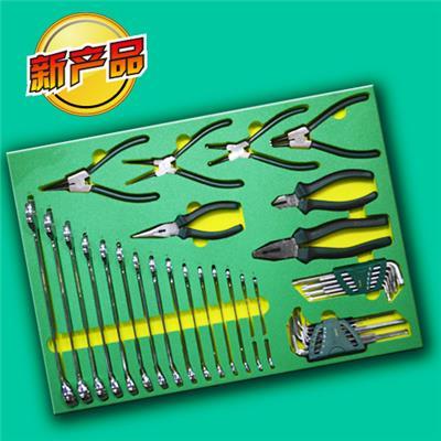 世达工具SATA121件汽修通用工具托组套09922