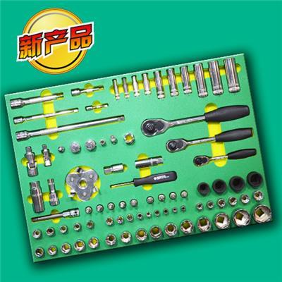 世达工具SATA163件汽修钣金工具托组套09921