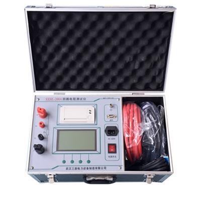 三新电力 回路电阻测试仪 SXHL-200A