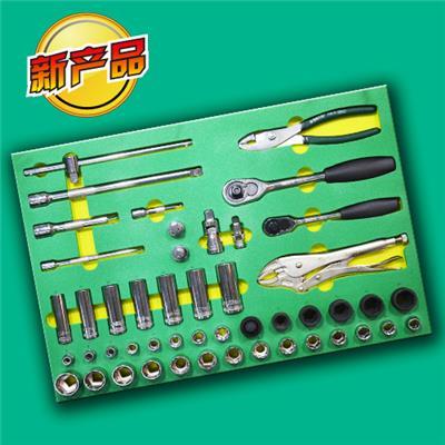 世达工具SATA94件轮胎服务开店工具托组套09920