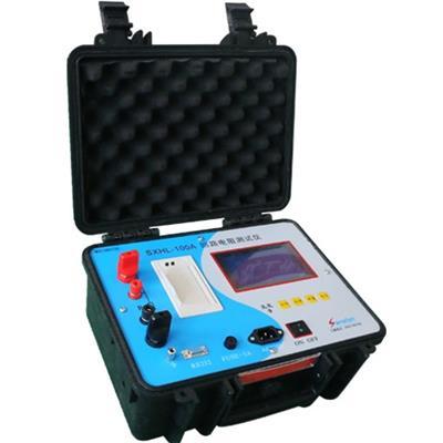三新电力 回路电阻测试仪 SXHL-100A