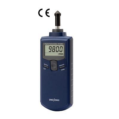 日本小野 接触式数字手持式转速表 HT-3200
